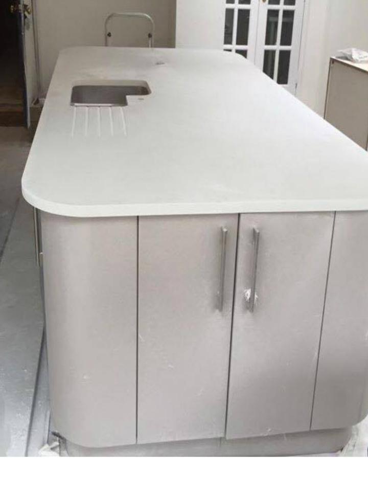 Wooden Kitchen Worktops Cleaning