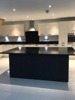Granite-Worktops
